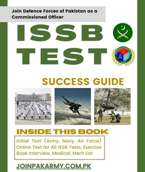 Issb Test Preparation Book