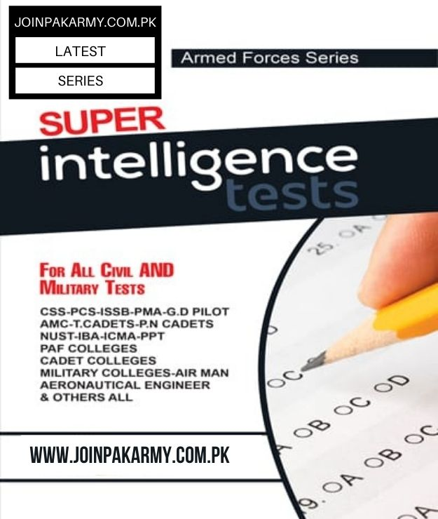 Intelligence Tests Preparation Book