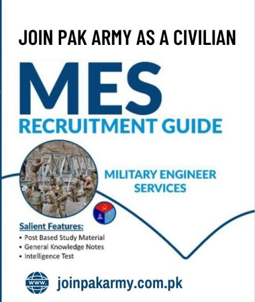 Military Engineer Services (MES) Recruitment Guide